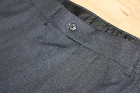 Oblekové nohavice zn. F&F, 34