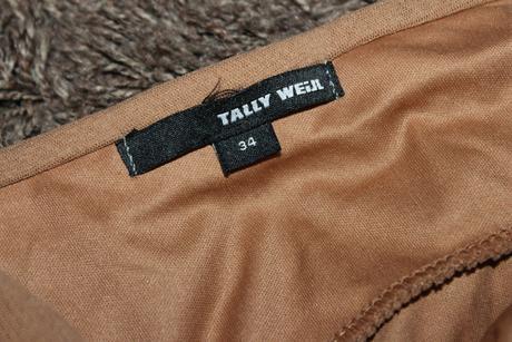 Sexi mini šaty zn. Tally Weijl, 34
