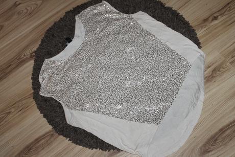 Trblietavé tričko zn. Amisu, M