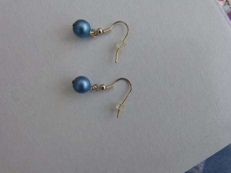 Modré perličky ,