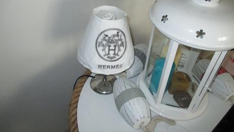 nočná lampa hermés,