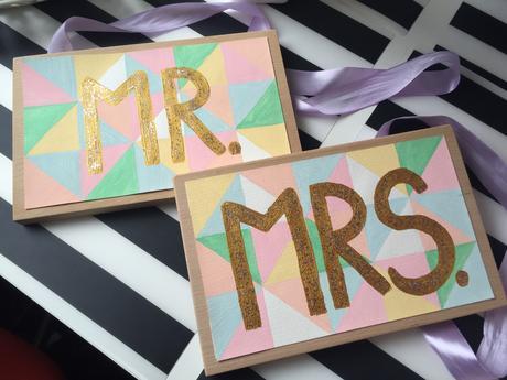 Mrs & Mr,