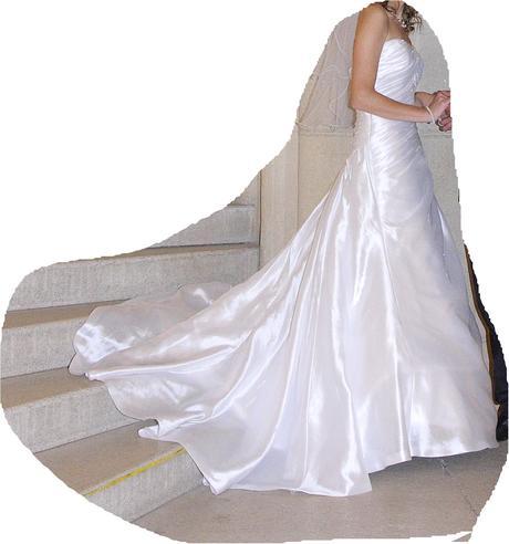 Svadobné šaty La Sposa Fiesta 34,36, 36