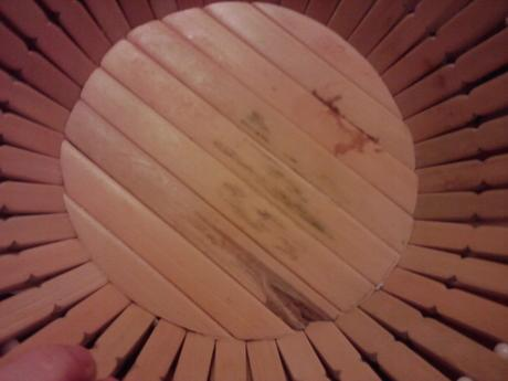 Bambusové košíky,