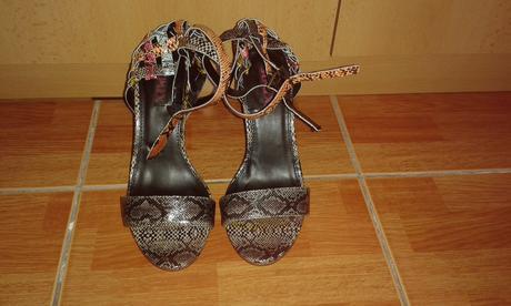 Nenosené topánočky, 38