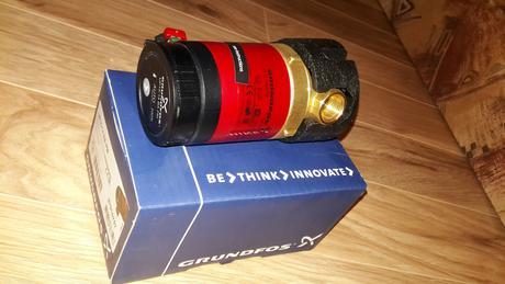 Cirkulačné čerpadlo Grundfos UP 15-14 BA PM,
