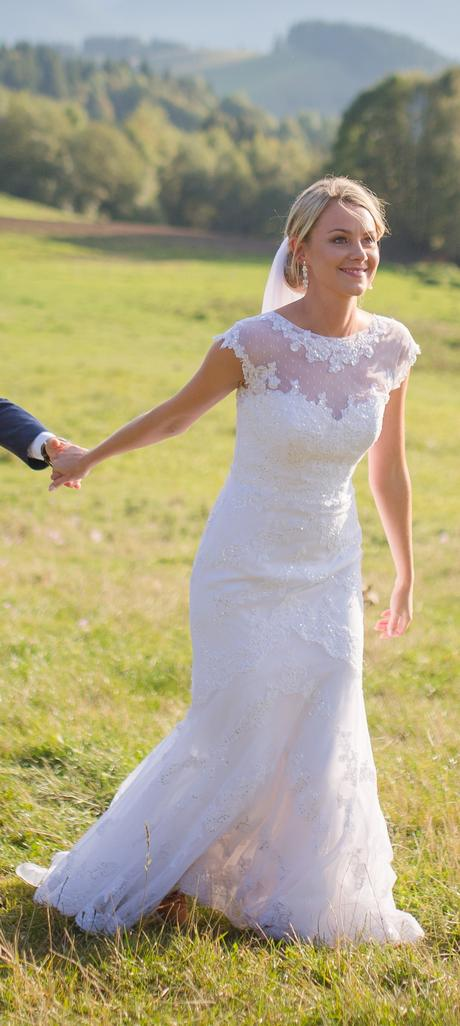 Svadobné šaty La Sposa IDALIS 2014, 36