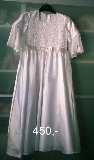 Společenské dívčí šaty, 146