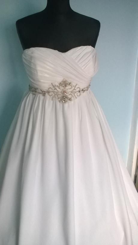 Svatební šaty Paula Style vel.44, 44