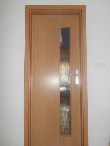 2x dvere s obložkami,
