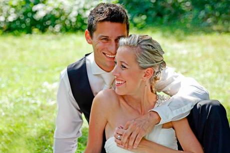 Svatební/plesové šaty na jedno rameno, 34
