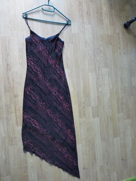 společenské šaty velikost M, 38