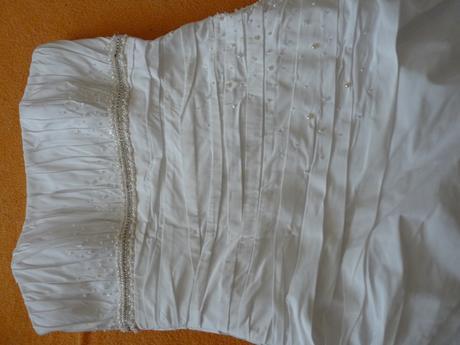 svatební šaty ze salónu, 36