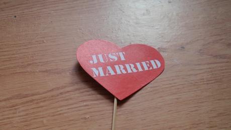 Cedulky pro novomanžele ,
