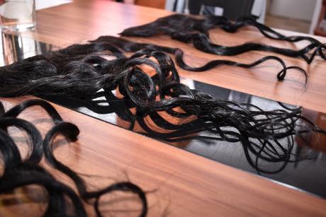 lidské vlasy clip in,