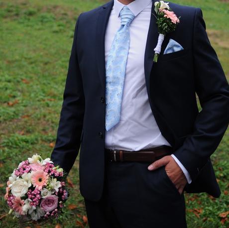 kravata - francúzska kravata,