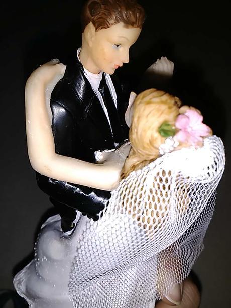 Figurka na svadobnú tortu,
