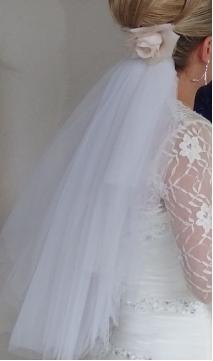 Svatební šaty Mia Solano vč. Spodničky a pytle, 38