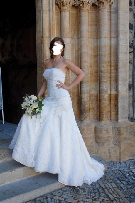 Svatební šaty La Sposa , 36