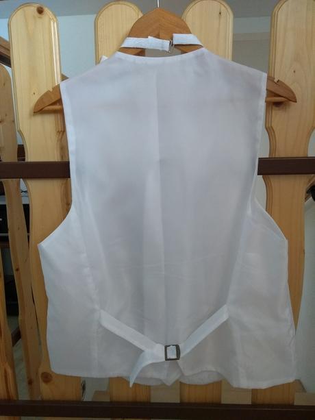 Pánska svadobná vesta, 50