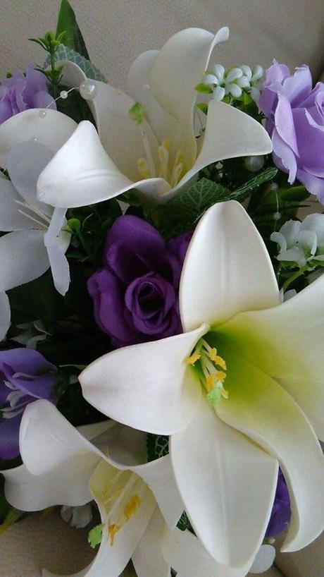 Převislá kytice,