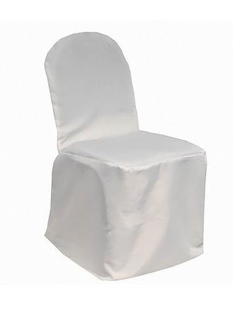 Tvarované potahy na židle,