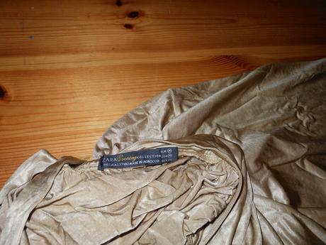Minišaty / tunika vhodné i pro těhotné zn. ZARA, M