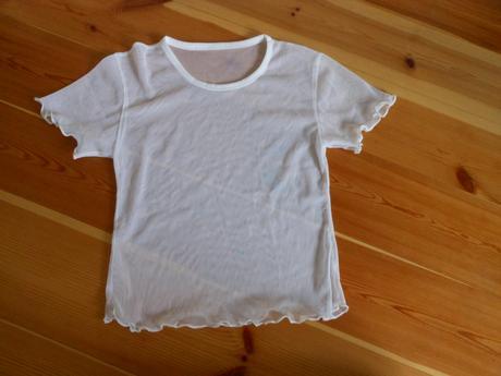 Tričko pro družičku, 164