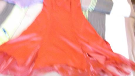 Šaty na redový alebo stužkovú, 40