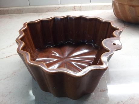 keramická forma na pečenie,
