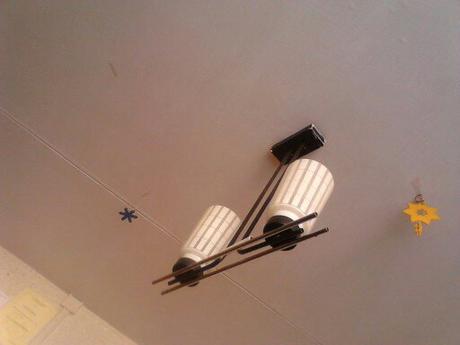lampa vhodna do izby,