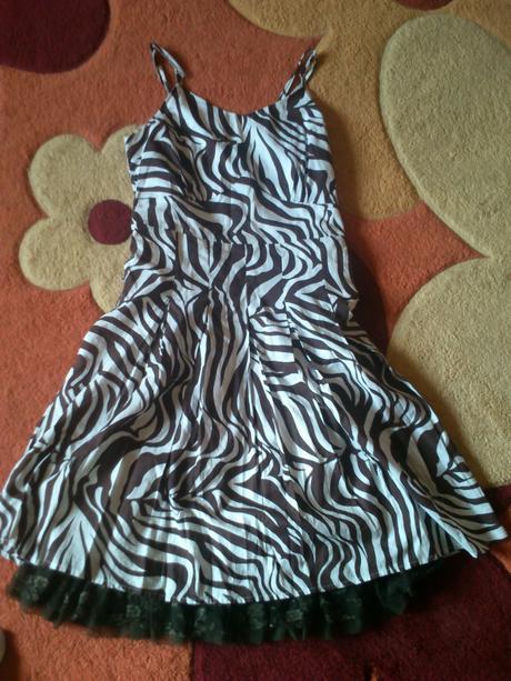 Pohodlné šaty - M, M