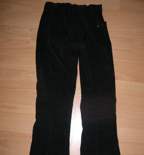 čierné nohavice- next, 128