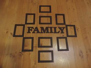 FAMILY s rámikmi,