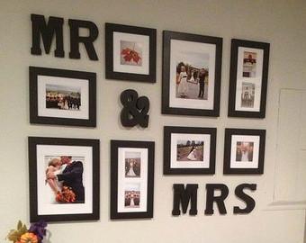 Fotorámiky Mr&Mrs,