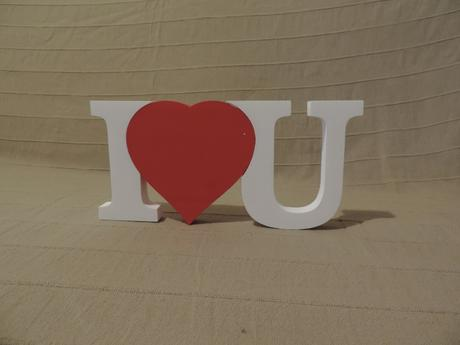 I LOVE YOU,
