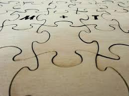 Kniha hostí - puzzle,