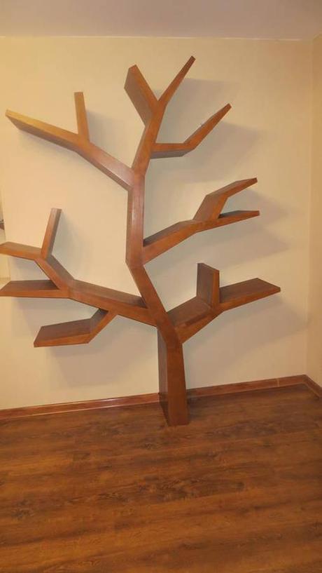 Knižnica strom,