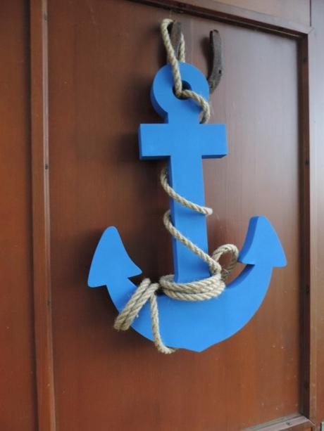 Námornícka kotva ,