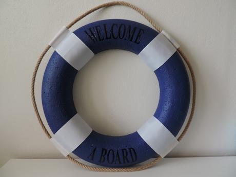 Námornícke koleso malé,