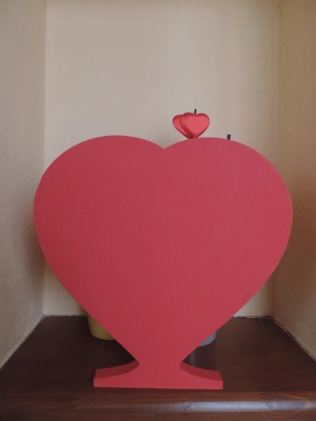 Srdce na stojato,