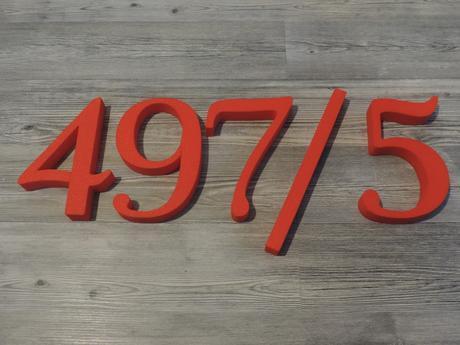 Súpisné a orientačné čísla,