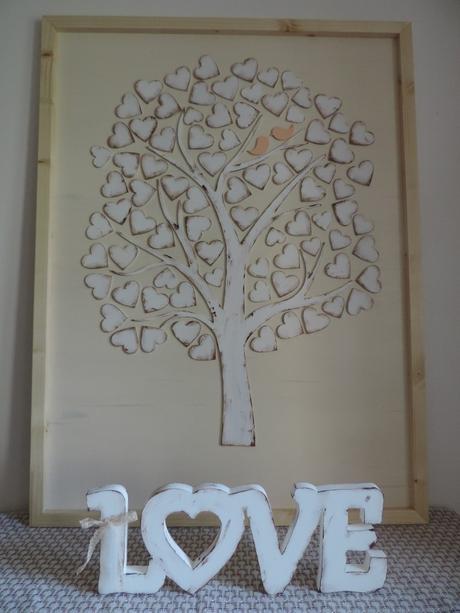 Svadobný strom Vintage,