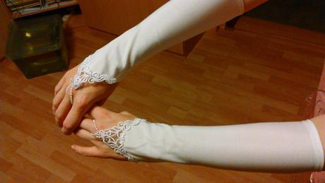 rukavičky,