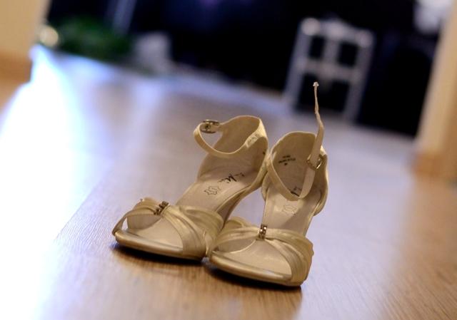 de899bc869eee Predam svadobne topanky 39, 39 - 25 € | Svadobný bazár | Mojasvadba.sk