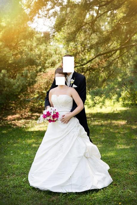 Svadobne saty znacky  La Sposa, 38