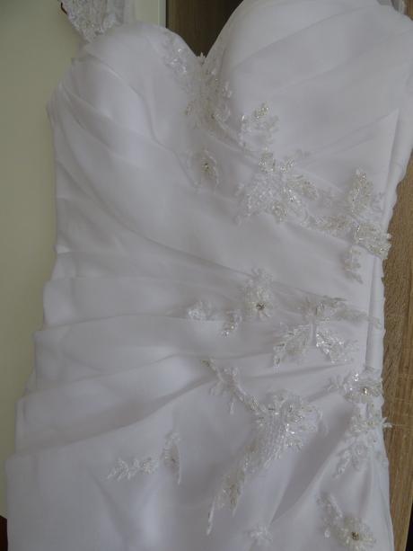 Svadobné šaty  38-42, 38