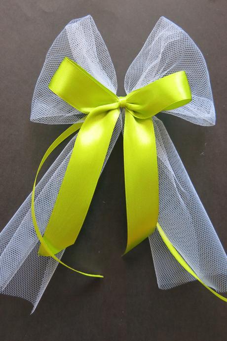 Mašličky - fialové, růžové,bílé,modré,zelené,žluté,