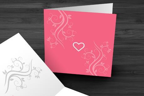 Minimalistické svadobné oznámenia,