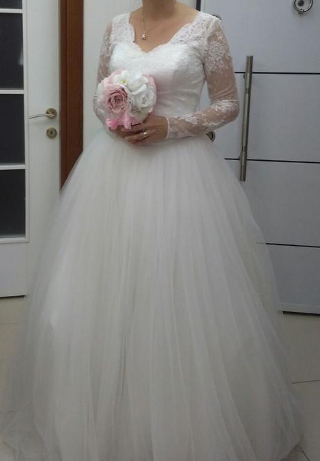 9ea63600073e Svadobné šaty oleg cassini